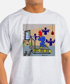 $_Treadmill_Final T-Shirt