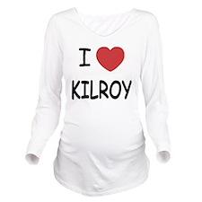 KILROY Long Sleeve Maternity T-Shirt