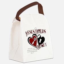 jesus key Canvas Lunch Bag