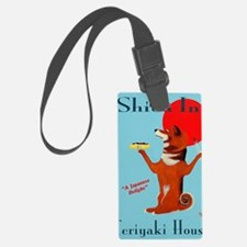Shiba Inu Luggage Tag
