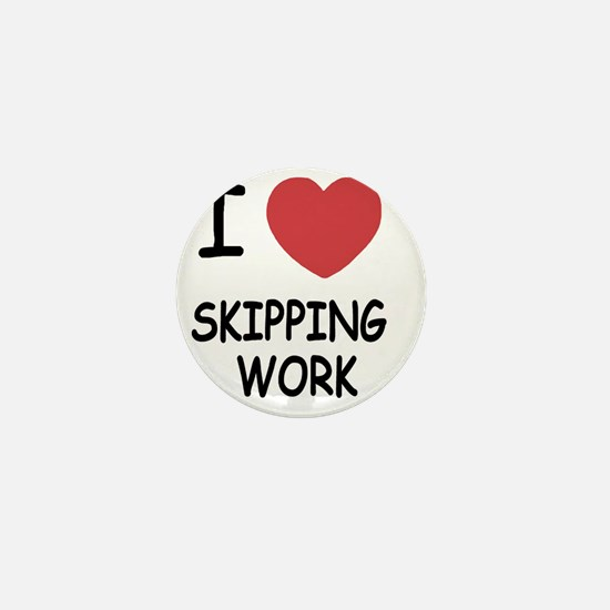 SKIPPING_WORK Mini Button