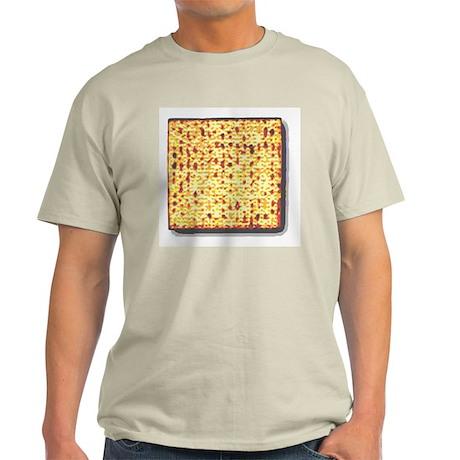 Passover Matzoh Ash Grey T-Shirt