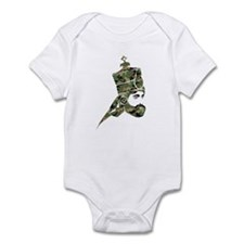 Rasta Infant Body Suit