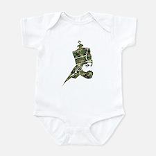 Rasta Infant Body Suit