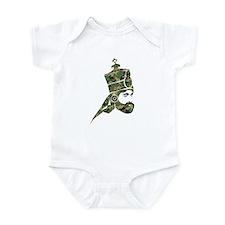 Rasta Infant Bodysuit