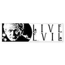 Evil Bush Bumper Bumper Sticker