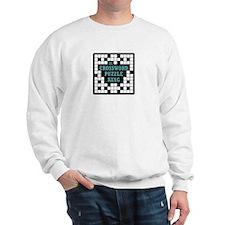 Crossword King Sweatshirt