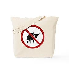 NoSign-Bull Tote Bag