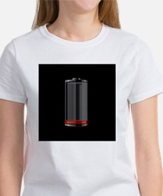 low battery Tee