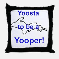 YoostaGuy Throw Pillow