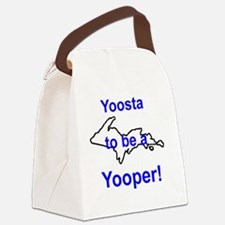 YoostaGuy Canvas Lunch Bag