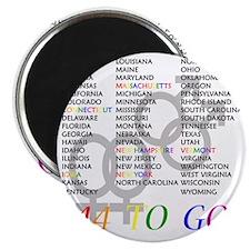 colorstates44gaymarriage Magnet