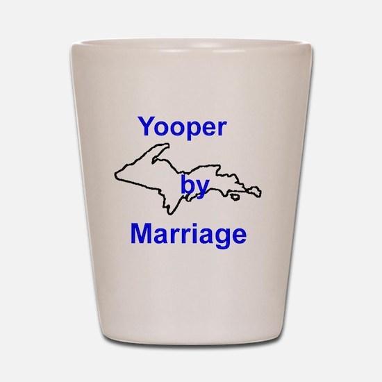 MarriageGuy Shot Glass