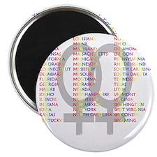 fullcolorstatesacceptancefemaledark Magnet