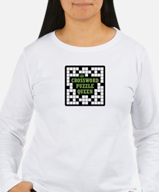 Crossword Queen T-Shirt