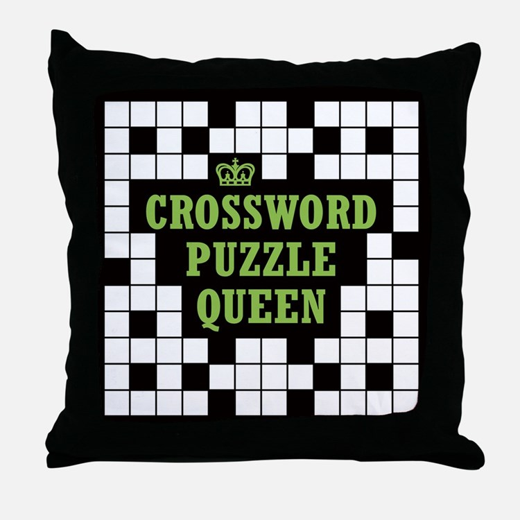 Needlepoint Pillow Decoration Crossword : Crossword Pillows, Crossword Throw Pillows & Decorative Couch Pillows