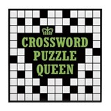 Crossword Drink Coasters