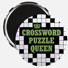 Crossword Queen Magnet