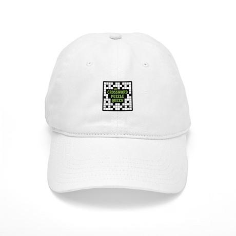 Crossword Queen Cap
