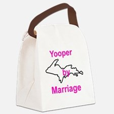 MarriageGirl Canvas Lunch Bag
