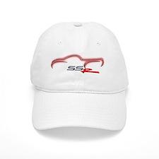 SSR Red Baseball Cap