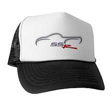 SSR Silver Trucker Hat
