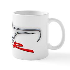 SSR Silver Mug