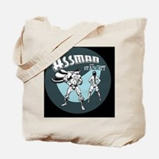 assman2-BUT Tote Bag