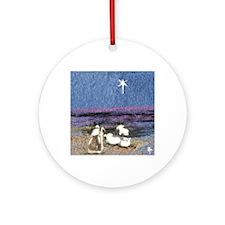 NF-shepherd-square3_edited-1 Round Ornament