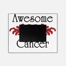 Awesome Cancer Picture Frame