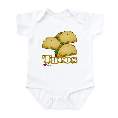 Taco Infant Bodysuit
