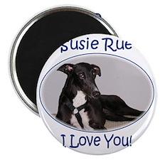 Susie Rue 2 tee Magnet