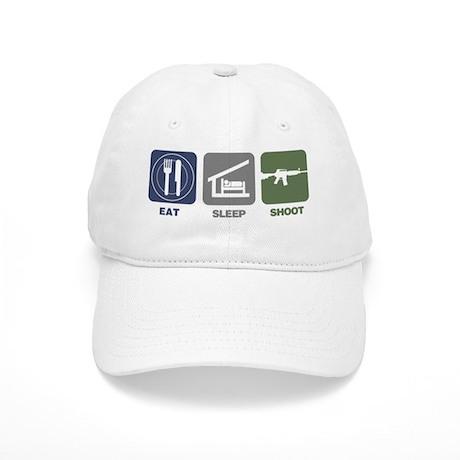 EatSleep_Shoot Cap