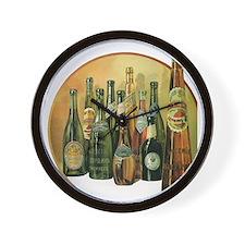 Vintage Imported Beer Wall Clock