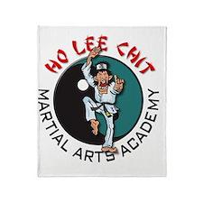 Ho Lee Chit Throw Blanket