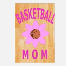 Basketball Mom Gift iPad  Postcards (Package of 8)