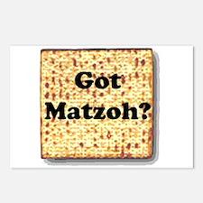 Got Matzoh? Postcards (Package of 8)