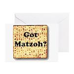 Got Matzoh? Passover Cards (Pk of 10)
