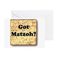 Got Matzoh? Passover Cards (Pk of 10)