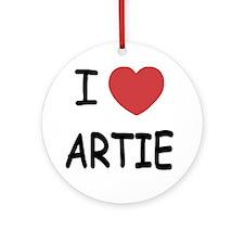 ARTIE Round Ornament