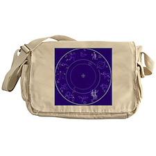 Zodiak Messenger Bag