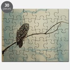 Great Gray Owl Puzzle