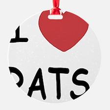 RATS Ornament