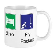 eat_sleep_fly_rockets_10x10 Mug