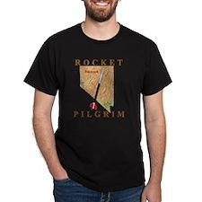 Rocket_Pilgrim_front_10x10 T-Shirt