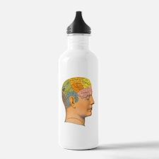 Rockets_on_the_Brain_1 Water Bottle