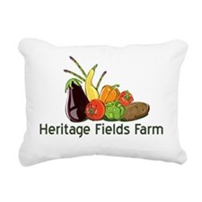 HHF-Shirt_2011-Front Rectangular Canvas Pillow
