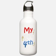 My 1st 4th Water Bottle