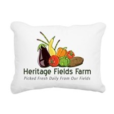 HHF-Shirt_2011-Back Rectangular Canvas Pillow