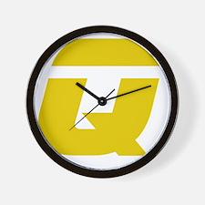 Q BLADERUNNER Wall Clock